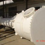 PP Tailgas absorption tower