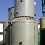 GRP tower