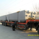 electrolytic cell delivery